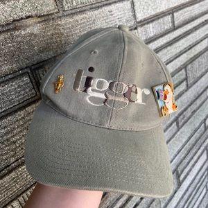 Vintage Disney Winnie The Pooh Tigger Hat